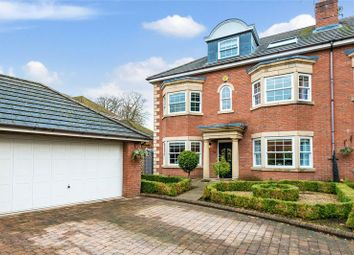 Thumbnail 5 bed semi-detached house for sale in Greenbank, Aughton, Ormskirk