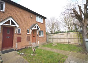 Thumbnail 3 bed end terrace house for sale in Exeter Close, London