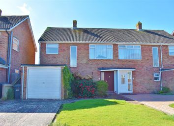 Thumbnail 3 bed semi-detached house for sale in Mapleleaf Gardens, Polegate