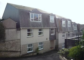 Thumbnail 1 bed flat for sale in Pound Street, Liskeard