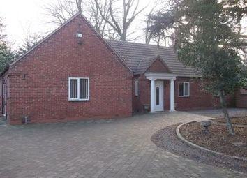 Thumbnail 3 bed detached bungalow for sale in Belfield Gardens, Long Eaton