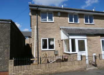 Thumbnail 3 bed semi-detached house to rent in Byron Street, Amble, Morpeth