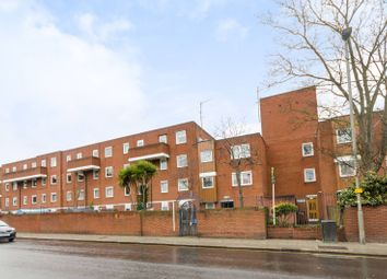 Thumbnail 1 bed flat to rent in Granville Road, Southfields