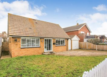 Thumbnail 2 bed detached bungalow to rent in Collingwood Road, Whitstable, Kent
