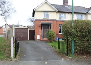 Thumbnail 3 bed semi-detached house for sale in Racecourse Crescent, Monkmoor