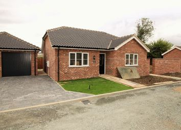 Thumbnail 2 bedroom detached bungalow for sale in Yaxham Road, Dereham, Norfolk