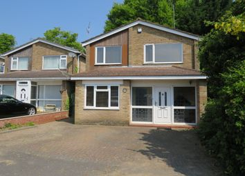 Thumbnail 3 bed detached house for sale in Tintagel Close, Luton