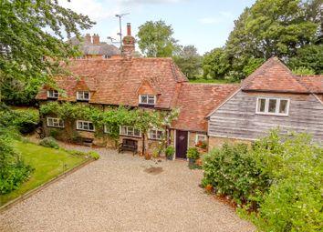 Thumbnail 4 bed detached house for sale in Wingate Lane, Long Sutton, Hook, Hampshire