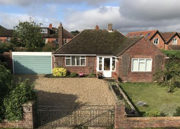 Thumbnail 3 bed bungalow for sale in Cary Close, Newbury