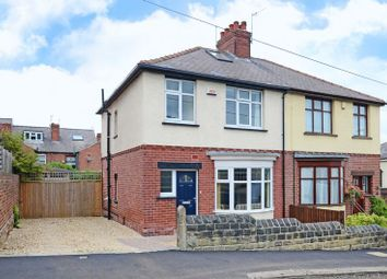 Thumbnail 3 bedroom semi-detached house for sale in Garry Road, Hillsborough, Sheffield