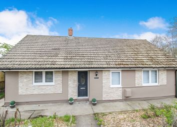 Thumbnail 3 bed detached bungalow for sale in Honeyfield Road, Rassau, Ebbw Vale