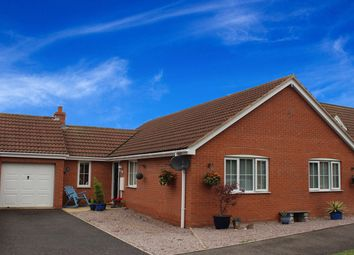 Thumbnail 3 bed bungalow for sale in Hay Barn Road, Deeping St Nicholas