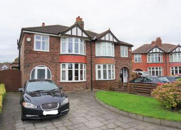 Thumbnail 3 bedroom semi-detached house for sale in Hartford Road, Sale