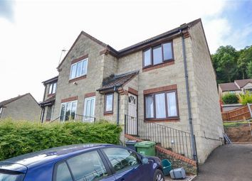 Thumbnail 2 bed semi-detached house to rent in Weavers Close, Dursley