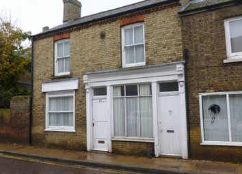 Thumbnail 2 bedroom terraced house to rent in High Street, Chatteris