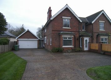 Thumbnail 4 bed cottage for sale in Ballam Road, Westby, Preston