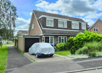 Thumbnail 3 bed semi-detached house for sale in Silvesters, Harlow