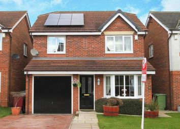 Thumbnail 4 bed detached house for sale in St. Matthews Close, Renishaw, Sheffield, Derbyshire