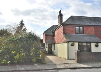 Thumbnail 3 bed semi-detached house for sale in Whichersgate Road, Rowlands Castle