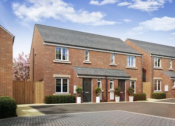 "Thumbnail 3 bed end terrace house for sale in ""The Hanbury"" at Theedway, Leighton Buzzard"