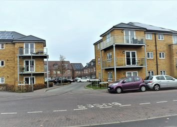 Thumbnail 2 bed flat for sale in Damson Way, Carshalton