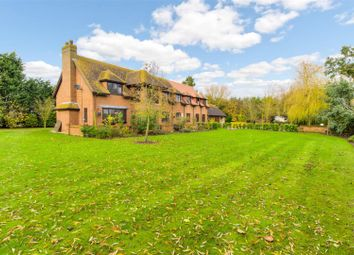 Thumbnail 5 bed detached house for sale in Broadgate Road, Sutton St. James, Spalding