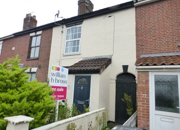 Thumbnail 2 bed property for sale in Hall Road, Norwich