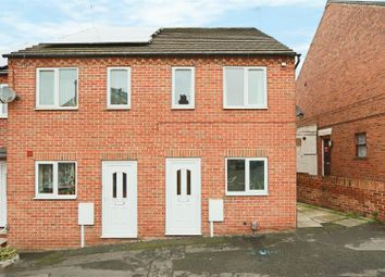 Thumbnail 3 bed town house for sale in Gladstone Street, Basford, Nottingham