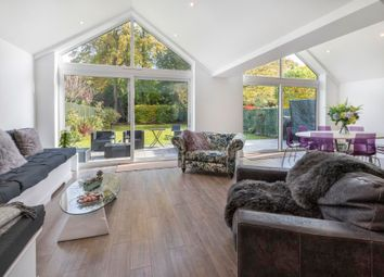 Thumbnail 5 bed detached house for sale in Trotsworth Avenue, Virginia Water