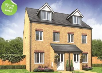 Thumbnail 3 bedroom semi-detached house for sale in Plot 152 Souter, Cardea, Peterborough