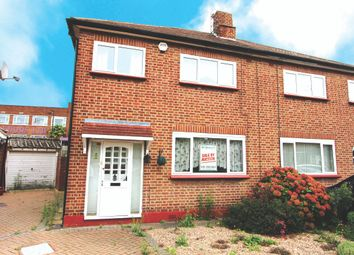 Iveagh Avenue, Park Royal NW10. 3 bed semi-detached house