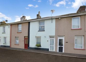 Thumbnail 3 bed terraced house for sale in Gladstone Place, Newton Abbot, Devon