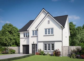 "Thumbnail 5 bed detached house for sale in ""The Crichton"" at Milltimber"