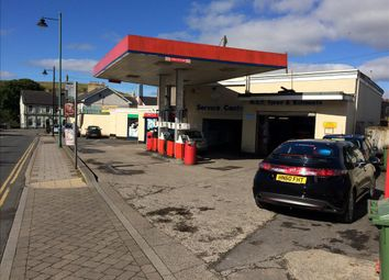 Thumbnail Retail premises for sale in Petrol & Mot Station, Shop And Cafe NP22, Rhymney, Gwent
