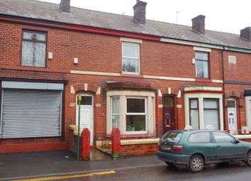 Thumbnail 2 bed terraced house for sale in Church Street West, Radcliffe