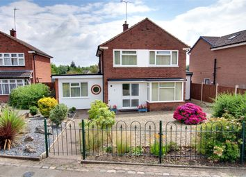 Thumbnail 4 bed detached house for sale in East Road, Bromsgrove