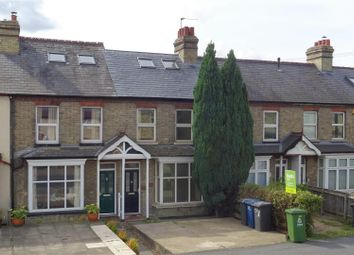 Thumbnail 5 bed terraced house for sale in Cherry Hinton Road, Cherry Hinton, Cambridge