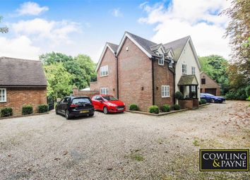 Thumbnail 4 bed detached house for sale in Brock Hill, Runwell Wickford, Essex