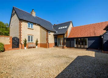 Thumbnail 5 bed detached house for sale in Illings Lane, Broughton, Huntingdon
