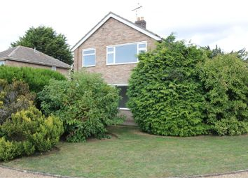 Thumbnail 3 bed detached house for sale in Pinewood Close, Bourne