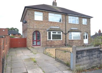 Thumbnail 3 bed semi-detached house for sale in Poplar Avenue, Newcastle-Under-Lyme