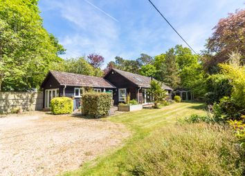 Thumbnail 4 bedroom detached bungalow for sale in Silchester, Reading