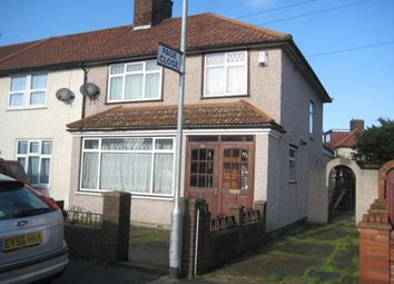 Thumbnail 3 bed semi-detached house to rent in Raydons Road, Dagenham