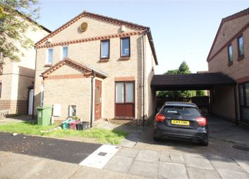 2 bed semi-detached house for sale in Courtland Grove, Thamesmead, London SE28