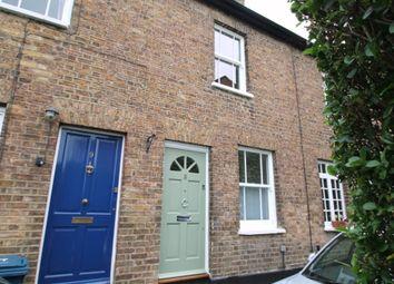 Thumbnail 2 bed terraced house to rent in Trafalgar Terrace, Harrow On The Hill