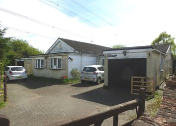 Thumbnail 4 bedroom detached bungalow for sale in Dobbs Weir Road, Hoddesdon