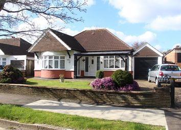 Thumbnail 2 bedroom detached bungalow to rent in Grasmere Gardens, Harrow