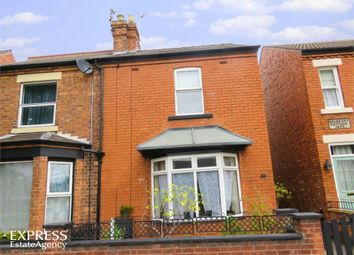 Thumbnail 2 bed semi-detached house for sale in Boundary Road, Newark, Nottinghamshire