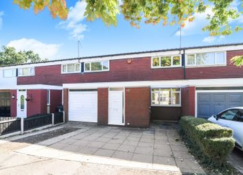 Thumbnail 3 bed terraced house to rent in Fulbrook Close, Church Hill South, Redditch