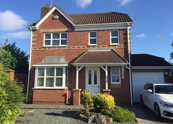 Thumbnail 3 bed detached house to rent in Bridge Close, Victoria Dock, Hull, East Yorkshire